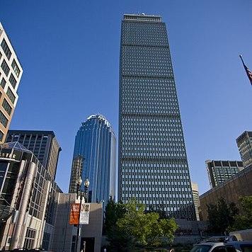 Boston Walking Tour Prudential Tower